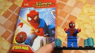 ЛЕГО Человек Паук ФИГУРКА. LEGO Spider-Man. ВИДЕО ДЛЯ ДЕТЕЙ.(ЛЕГО Человек Паук ФИГУРКА. LEGO Spider-Man. ВИДЕО ДЛЯ ДЕТЕЙ. LEGO Marvel Super Heroes - Spider Man Ключевые слова: лего человек паук..., 2015-11-16T15:32:08.000Z)