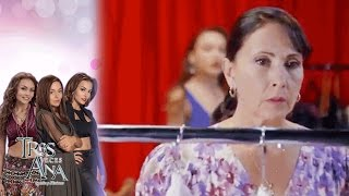 Soledad se encontró cara a cara con Ana Leticia | Tres veces Ana - Televisa