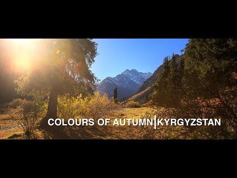 Colours of Autumn, Kyrgyzstan (5D Mark3 Raw Magic Lantern)