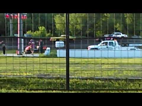 Buffalo River Race Park (Trip 2) Race 1 Part 3 #9 car continues