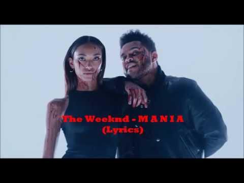 The Weeknd - M A N I A (Official Lyrics)