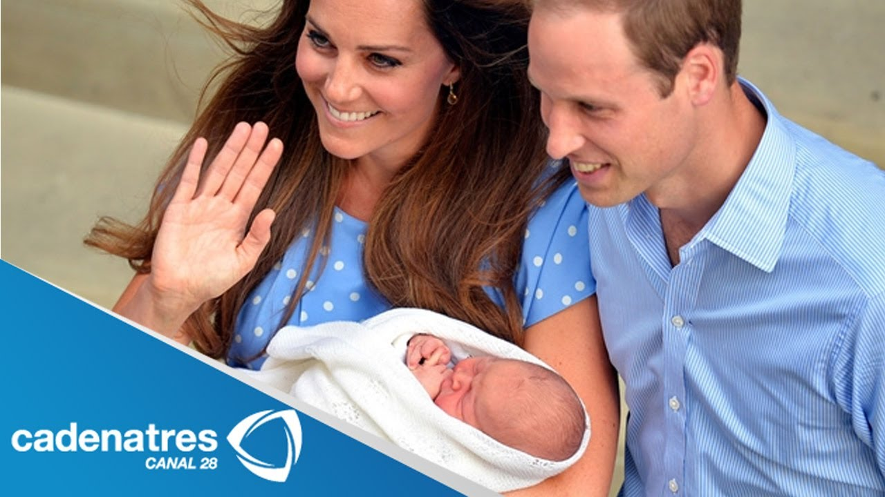Nace el príncipe George Alexander Louis de Cambridge III / Lo mejor ...