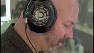 CES 2018: Sennheiser HD 820 high-res stereo headphones   Crutchfield video