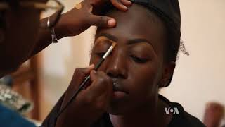 Japanese Fashion Photographer Spotlights Aspiring Senegalese Models