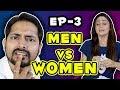 Men Vs Women || S1 E3 || My Media Cafe || Ft. Pratibha Tiwari & Kundan Choudhary