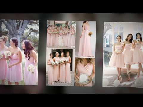 Mix and Match Bridesmaid Dresses - Coral, Mint, Blue, Pink, Purple : Eleventh Bridesmaid Malaysia