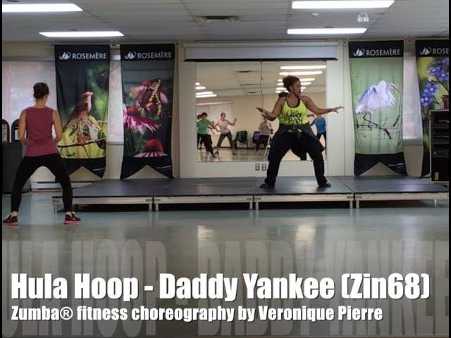 Extrait de Hula Hoop - Zumba fitness avec Véro ( Rosemere )