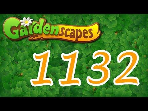 Gardenscapes Level 1132