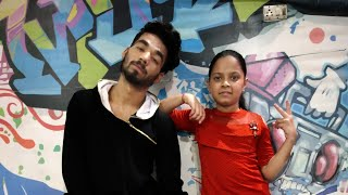 Saara india Aastha gill Mr Sahil from mumbai dance cherographer natraj warrior boyz