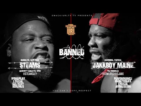 BANNED: STEAMS VS JAKKBOY MAINE | URLTV