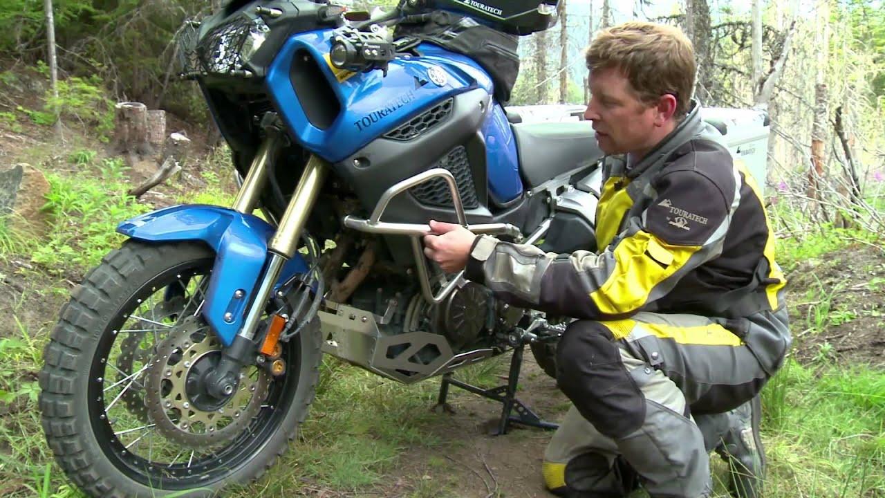 Yamaha Super Tenere Crash Bars