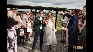 Слайдшоу со свадьбы Анны и Сергея в Италии