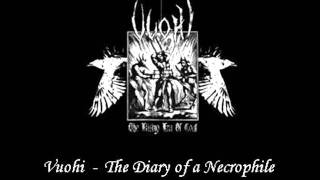 Vuohi - The Diary of a Necrophile