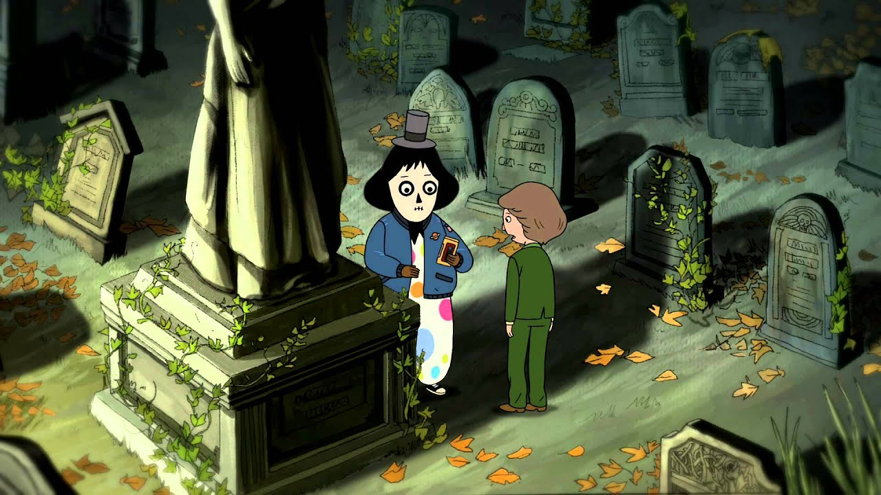 Chapter 9 into the unknown chapter 10 the unknown youtube for Over the garden wall episode 9