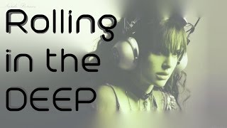 Adele - Rolling in the Deep Dubstep - (BASS BOOSTED)