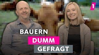 Sucht Bauer wirklich Frau? | 1LIVE Dumm Gefragt