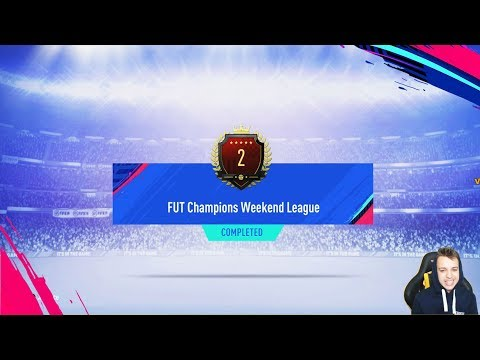 2ND IN THE WORLD TOP 100 FUT CHAMPIONS REWARDS + 5 RED PLAYER PICK PACKS! FIFA 19 Ultimate Team