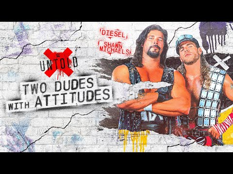 WWE Untold: Two Dudes with Attitudes official trailer