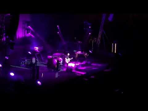 Karma Police (Acoustic) - Thom Yorke Jonny Greenwood - Macerata (italy) - 20 agosto 2017
