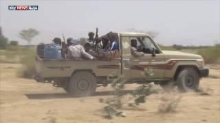 قوات الشرعية تقترب من مركز مديرية صرواح
