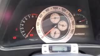 Toyota Altezza 3s-ge НЕСТАБИЛЬНЫЕ / ВЫСОКИЕ ОБОРОТЫ ХОЛОСТОГО ХОДА