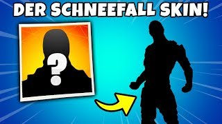 This is what the FREE Season 7 SCHNEEFALL Skin will look like! | Fortnite
