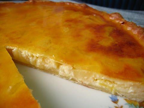 tarte-à-l'ananas-au-lait-de-noix-de-coco