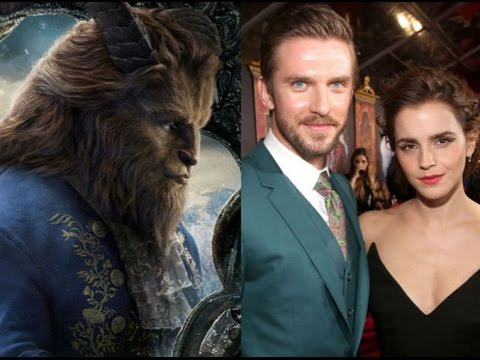 How Dan Stevens Transformed Into Beautys Beast