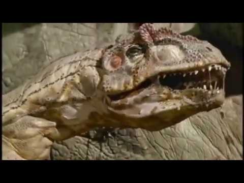 Dinosaur Trap - Walking With Dinosaurs Ballad Of Big Al - BBC