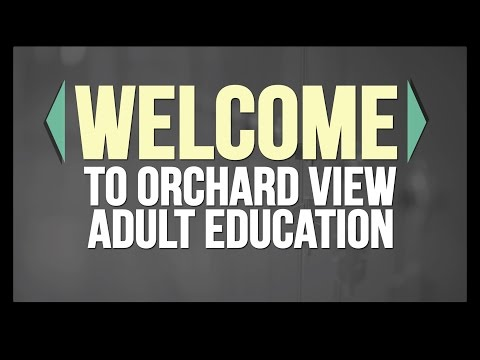 Orchard View Community Education | RCP Marketing