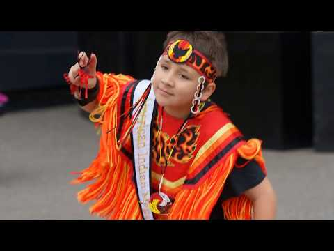 The American Indian Magnet School (AIMS) - Past and Present