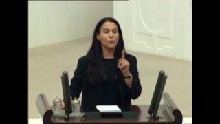 Siirt Milletvekili Besime Konca'nın katledilen kadınlara dair Meclis Genel Kurul Konuşması