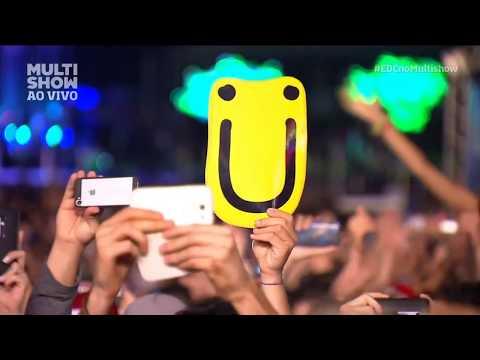 Skrillex live EDC Brasil Full Set HD 1080p