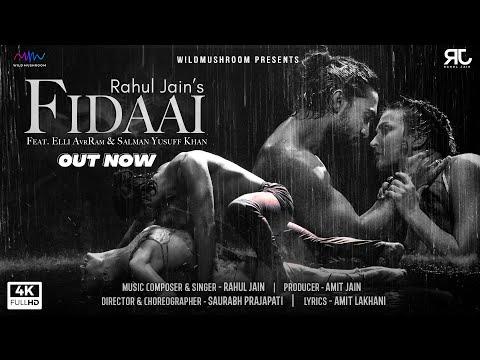 Fidaai (Official Music Video) Rahul Jain Feat. Elli AvrRam , Salman Yusuff Khan | New Sad Song 2021