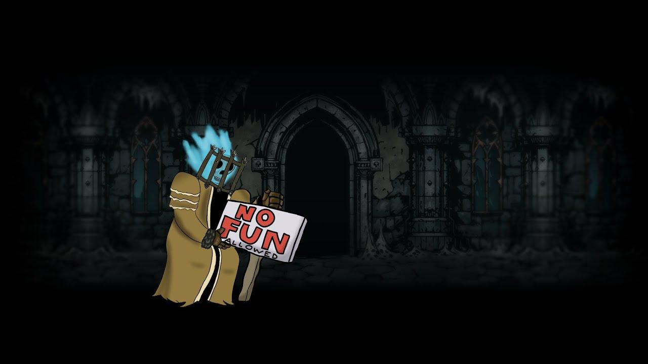 Darkest Dungeon Narrator Memes