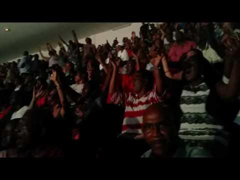 Magnum Band _ La Foi  Live Palais des Sports Guadeloupe - Haitianbeatz.com