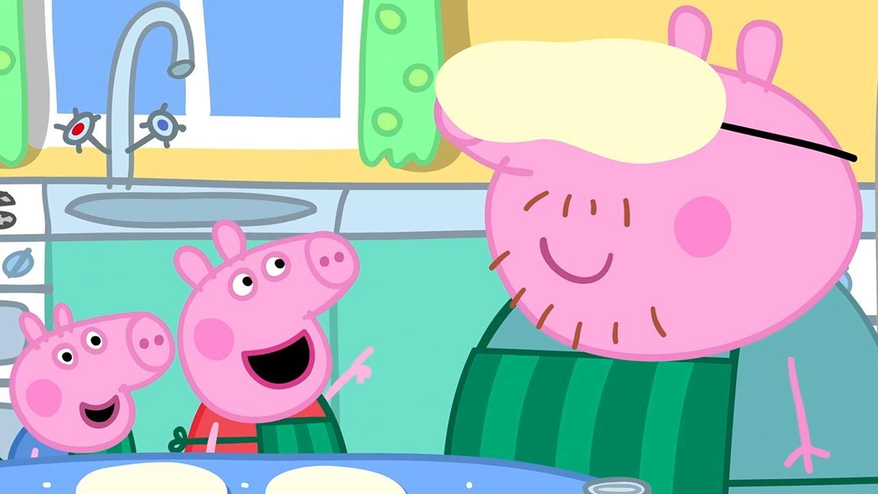 Peppa Pig Full Episodes Season 8 Compilation 15 Kids Video Youtube