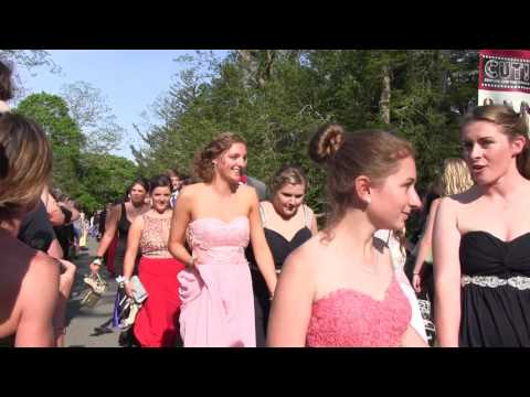 Sandwich High School Grand March 2016