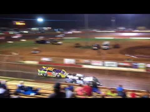 Super Late Model A-Main Talladega Short Track 7.14.18