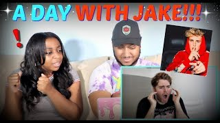 "Shane Dawson ""The World of Jake Paul"" REACTION!!!"
