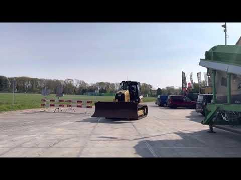 Used heavy machinery Caterpillar D5K2 LGP Bulldozer