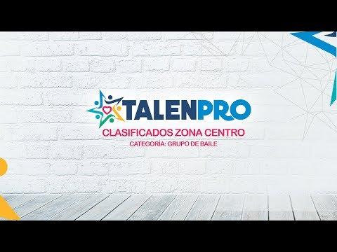 TALENPRO 2017 - Semifinalistas - Mejor Grupo de Baile - Zona Centro