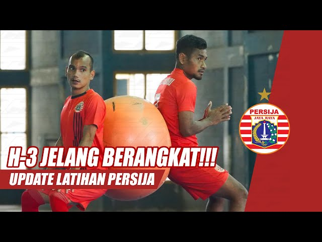 No pain, no gain!!! | Sesi Latihan H-3 Jelang Keberangkatan ke Malang