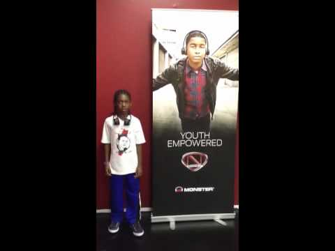 Anthony Gill 9 year old Motivational speaker for the youth