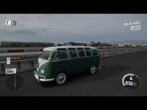 Forza Motorsport 7 - 1963 VW Type 2 De Luxe Mile Drag