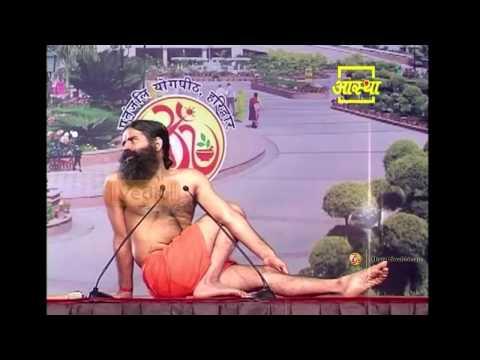 Vakrasana   Detailed Explanation by Swami Ramdev