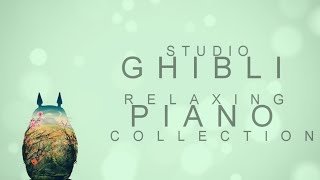 Studio Ghibli RELAXING PIANO Collection (Piano Covered by kno)