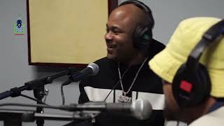 Carl Crawford of 1501 Certified Ent. talks Megan thee Stallion, J Prince connection, MLB baseball