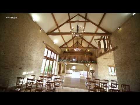 Kingscote Barn Wedding Videography