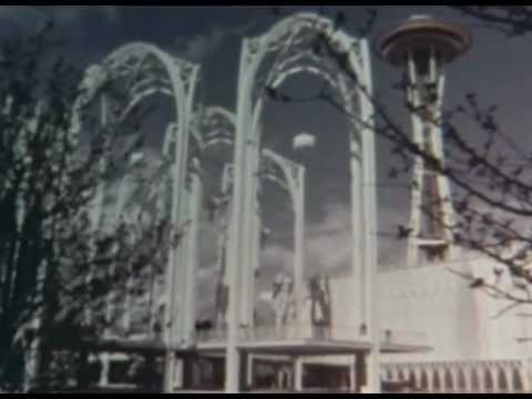 1962 Seattle Worlds Fair (stock shots)